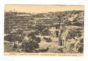 General View Of Bethlehem, Palestine, Asia, 1900-1910s