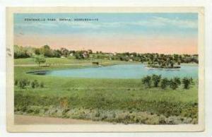 Fontenelle Park, Omaha, Nebraska, PU-1930