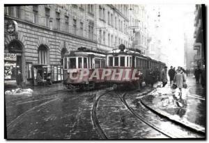 PHOTO Train Tram Russia Moscow