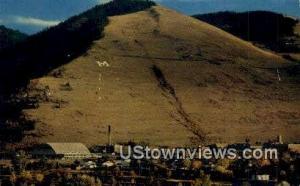 University of Montana Campus Missoula MT Unused