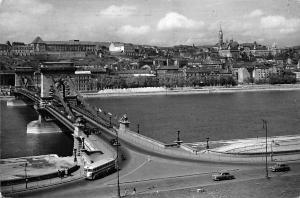 Hungary Budapest, Ausicht, View 1961