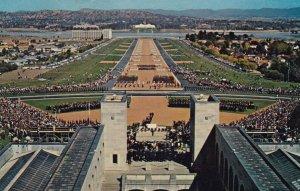 CANBERRA, A.C.T., 1950-1960s; Anzac Parade from the Australian War Memorial