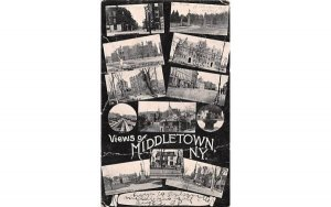 Views of in Middletown, New York