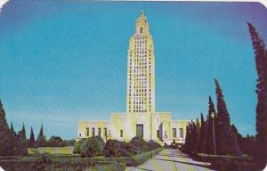 State Capitol In Baton Rouge Louisiana