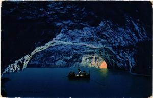 CPA Capri Grotta Azzurra. ITALY (526811)