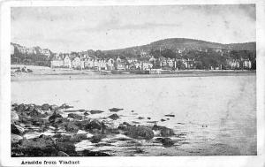 England Arnside from Viaduct 1905