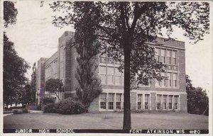 Wisconsin Fort Atkinson Junior High School