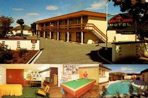 New Zealand Rotorua Barry John Motel Ranolf Road