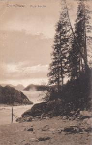 NORWAY / NORGE , 1910 : Trondhjem , Ovre Lerfos