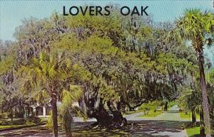 Lover's Oak Tree