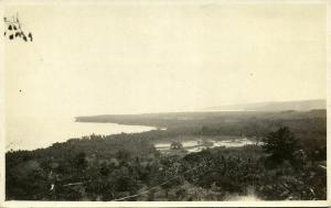 philippines, BUGO MISAMIS, Factory Philippine Packing Corp. (1931) RPPC Postcard