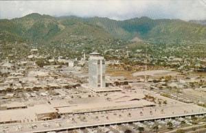 Hawaii Honolulu Ala Mona Shopping Center 1963
