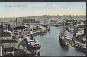 Avon & Somerset Postcard - Bristol Harbour   RS9063