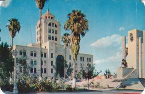 Palacio Federal y Monumentp al Gral. Escobedo , MONTERREY , N.L. Mexico , 40-50s