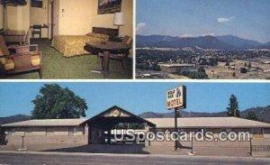Gold Pan Motel - Yreka, CA