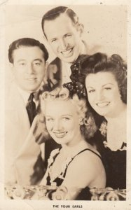RP: The FOUR EARLS , 1930-40s