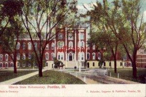 ILLINOIS STATE REFORMATORY, PONTIAC 1909