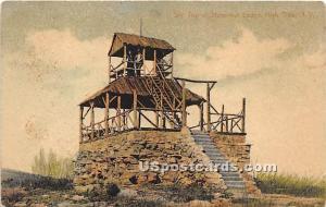 Sky Top at Shawauga Lodge High View NY 1910