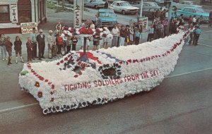 1st Prize Float, Memorial Day Parade, Hazel Park, Michigan,1966
