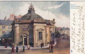 Harrogate , Yorkshire , England , 1905 ; Royal Pump Room ; TUCK 1659