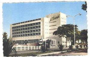 Hotel Le Benin, Lome, Togo, 40-60s