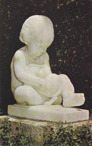 Sculpture Susan, Edward Hoffman, Imperial Danbby Marble, Brookgreen Gardens...