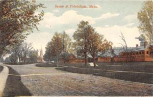 Massachusetts  Petersham, Street