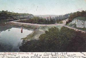 The Cliff Drive, Kansas City, Missouri, PU-1907