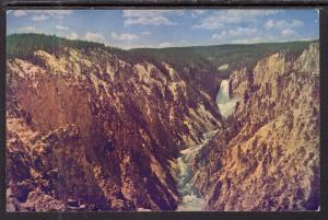Grand Canyon of the Yellowstone and Lower Falls BIN