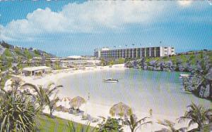 Bermuda Southampton Beach Pavilion Adjoining Sonesta Beach Hotel 1971