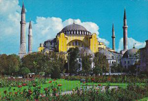 Turkey Istanbul St Sophia Museum