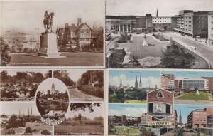 New Broadgate Lady Godiva  Coventry 4x Postcard s