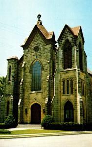 Wisconsin Mineral Point First Methodist Church