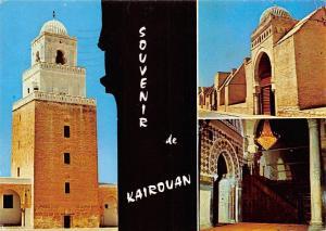 Tunisia Souvenir de Kairouan Church Interior Eglise