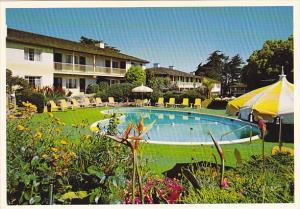 California Monterey Swimming Pool Casa Munras Garden Hotel