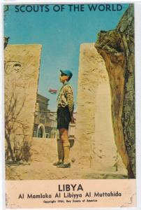 Scouts of the World - Libya