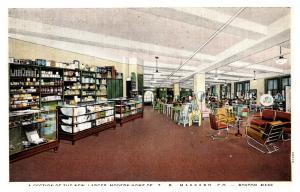 Massachusetts   Boston ,  T.B.Massaro Co. , Interior Showroom