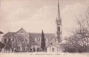 France Arcachon L'Eglise