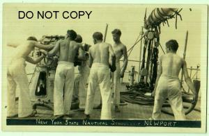 RPPC, NYS Nautical Schoolshop, Newport