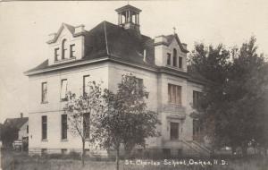 RP: OAKES , North Dakota , 1921 ; St Charles School