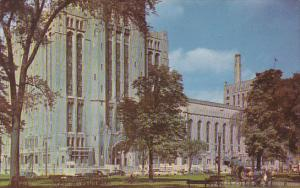 Masonic Temple Detroit Michigan
