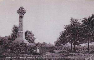 CHISLEHURST , England , 00-10s ; Prince Imperial Monument ; TUCK 1951