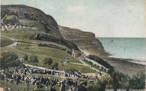 LLANDUDNO, Wales, UK, 1906; Happy Valley