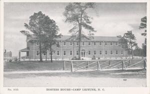 Hostess House, CAMP LEJEUNE, North Carolina, 40-60´s