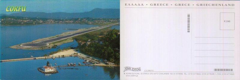 GRECIA, CORFU, AIRPORT  [ 26276]