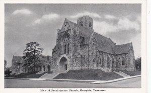 MEMPHIS , Tennessee, 1930s ; Idlewild Presbyterian Church