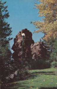 Grand'Mere Rock, GRAND'MERE, Quebec, Canada, 40-60's