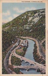 The Narrows Cumberland Maryland 1944