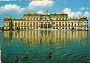 Oberes Belvedere Vienna Wien Austria