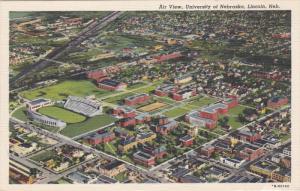 LINCOLN, Nebraska, 1930-1940's; University of Nebraska